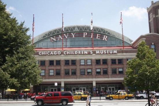 The Navy Pier - Picture of Navy Pier, Chicago - TripAdvisor