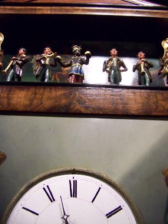 National Watch and Clock Museum: yet another clock
