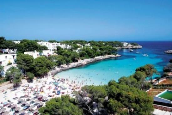Beach Palma De Mallorca Spain