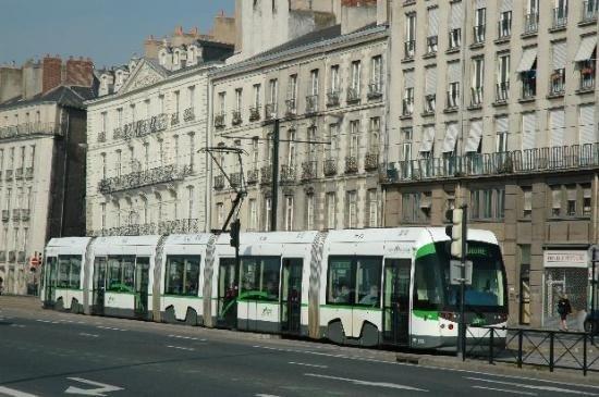 Le Tram - Foto De Nantes  Loire-atlantique