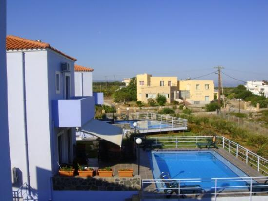 Blue Villas Bild