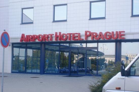 Foto de Ramada Airport Hotel Prague