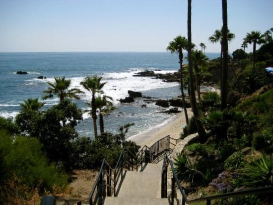 Laguna Beach: I want to live there...