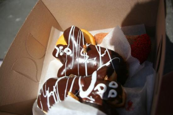 Voodoo Doughnut ภาพถ่าย