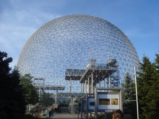 Biosphere ภาพถ่าย