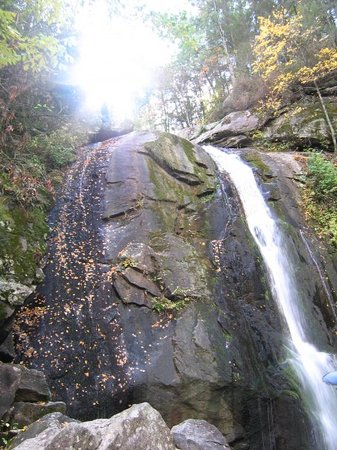 Roaring Gap, NC: South Mtn. Park, NC