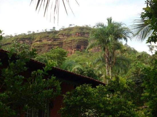 Pedra de Pedro Paulo, Taquaruçu, Palmas, State of Tocantins, Brasil