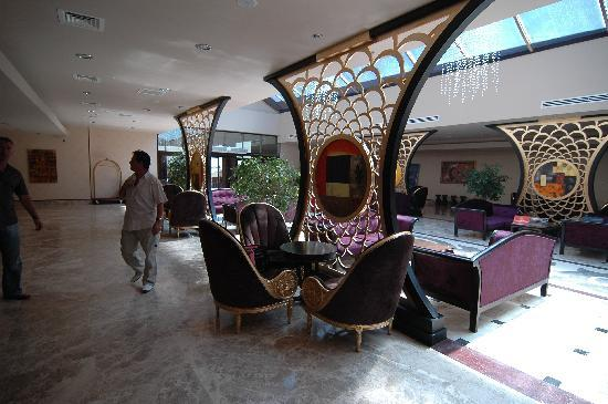 Club Victoria Hotel: Rezeption