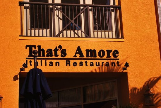 ‪That's Amore Restaurant‬