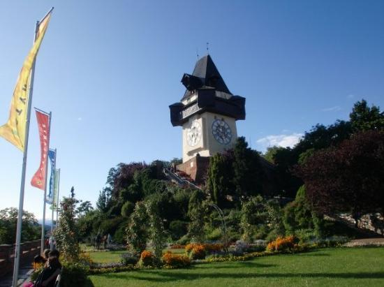 Grazer Uhrturm...