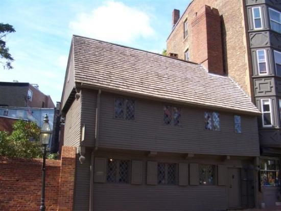 The Paul Revere House: Paul Revere House
