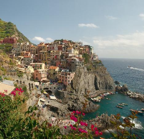تشينكوي تيري, إيطاليا: Manarola, Cinque Terre