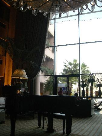 Sofitel Cairo El Gezirah: lobby