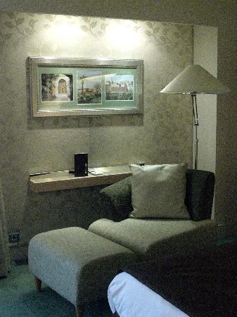 Sofitel Cairo El Gezirah: luxury room, upper floor