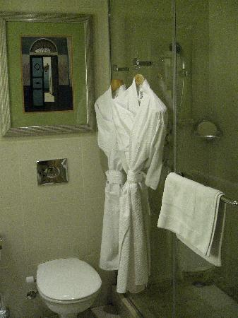 سوفيتيل كايرو الجزيرة: salle de bain, luxury room