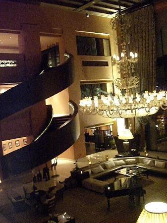 سوفيتيل كايرو الجزيرة: lobby