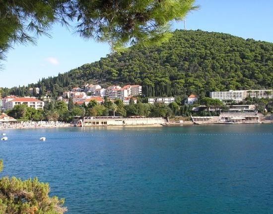 Apartments Artemis Dubrovnik: The coastline