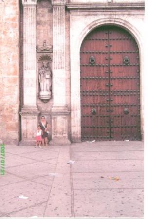 Merida Cathedral: La Iglesia de Merida