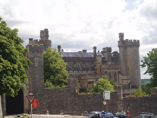 The Town House: Arundel Castle