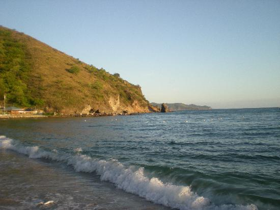 St. Kitts and Nevis: View from the strip