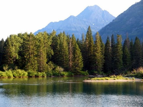 Waterton Lakes National Park, Canada: Waterton National Park Scenery