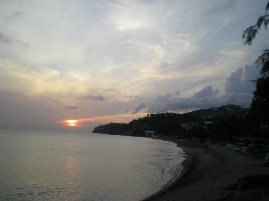 St. Kitts and Nevis: Sunset