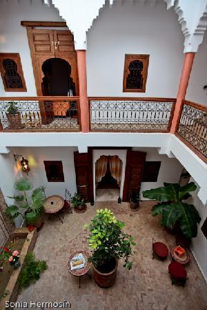 Riad Dar Alsaad: la casa