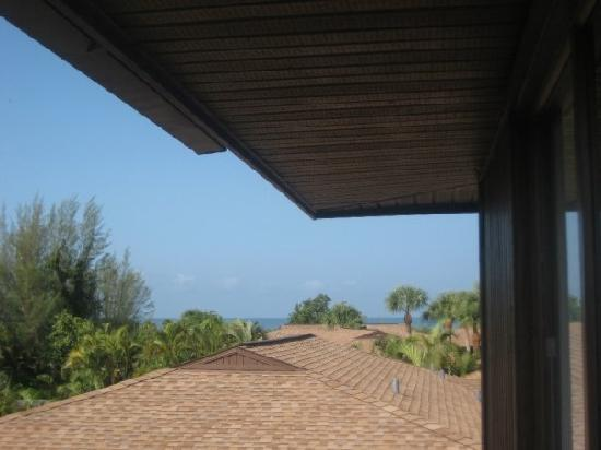 Blind Pass Condominiums: You can see the gulf from the master bedroom balcony, and you can hear it on quiet mornings (so.