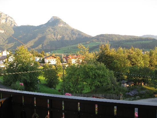 Garni Mitterstieler : view from my room balcony