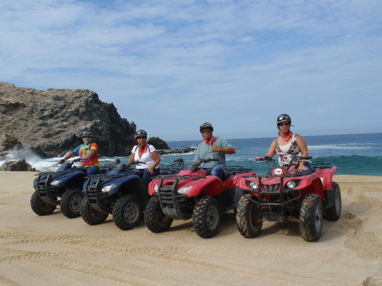 Migrino Beach Atv Tour Review Of Cabo San Lucas Tours Mexico Tripadvisor