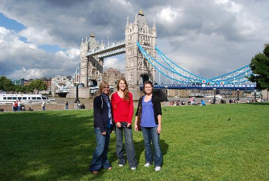 Inggris Raya: Tower Bridge, London