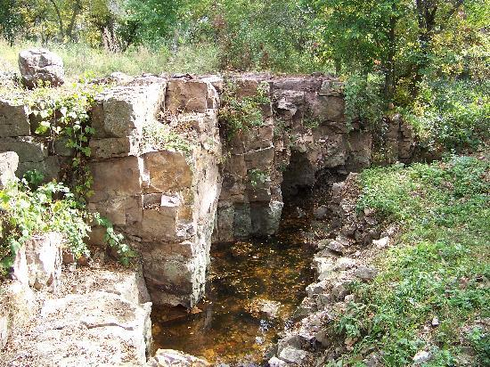 Pipestone National Monument: One of the quarries