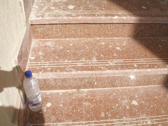 Rixos Sharm El Sheikh : scale di accesso
