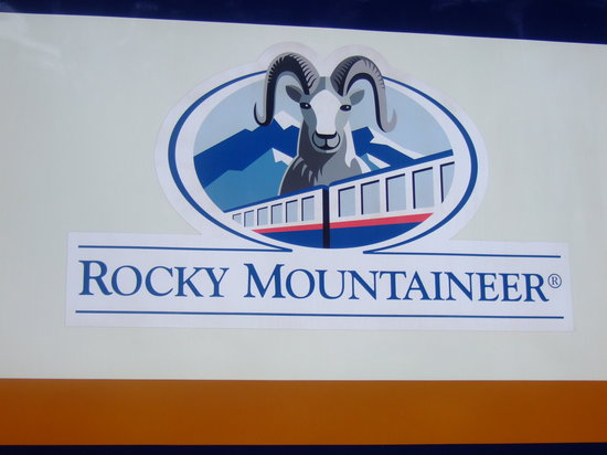 The Rocky Mountaineer Train: Rocky Mountaineer Train Logo