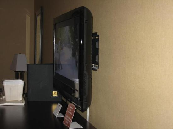 Clarion Inn & Suites Atlantic City North: Flat Panel TV