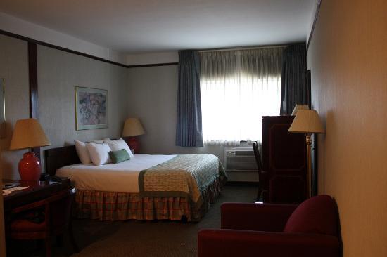 Ramada Inn Room