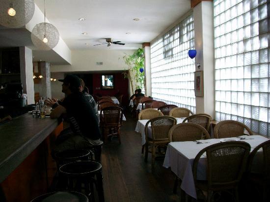 Basil - Thai Restaurant & Bar : Inside