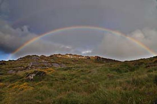 Rainbow along The Ring of Kerry