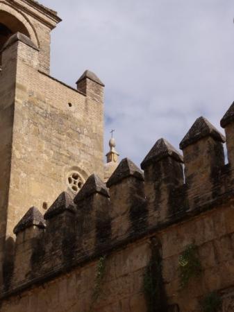 Alcazar de los Reyes Cristianos: CORDOBA - détails de l'Alcazar