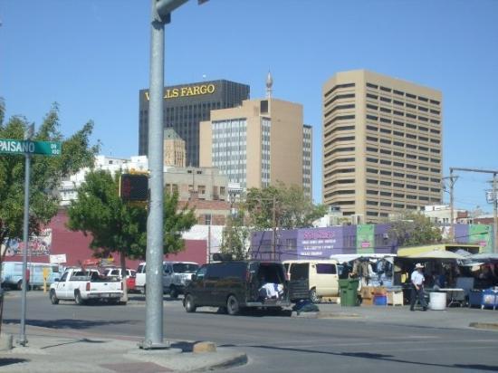 downtown el paso texas テキサス州 エルパソの写真 トリップ