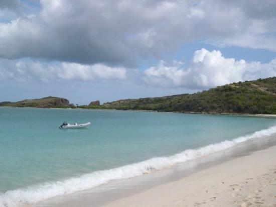 Culebra Puerto Rico Hidden Beach On Culebrita In