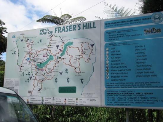 Bukit Fraser Foto