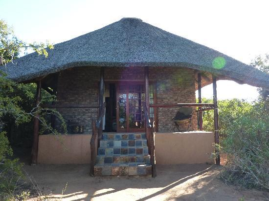 "‪‪Schotia Safaris Private Game Reserve‬: our ""hut""‬"