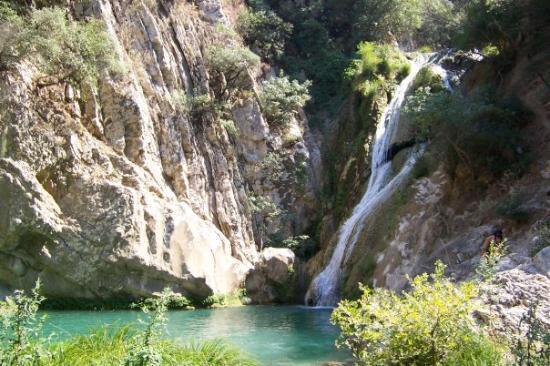 Petalidi, Grekland: polilimnio
