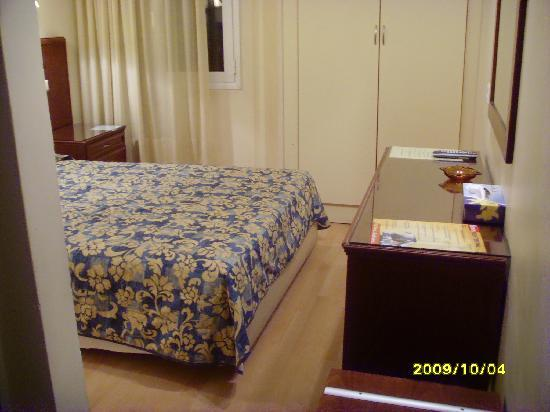 Athens Odeon Hotel: room