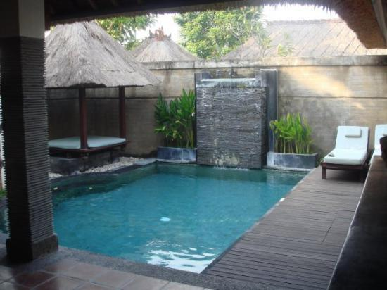 Private pool in my villa foto balikpapan kalimantan for My villa