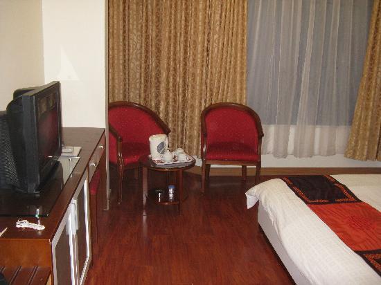 Hanoi Serenity Hotel: inside the room
