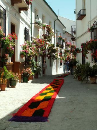 Priego de Cordoba, Ισπανία: Priego Street