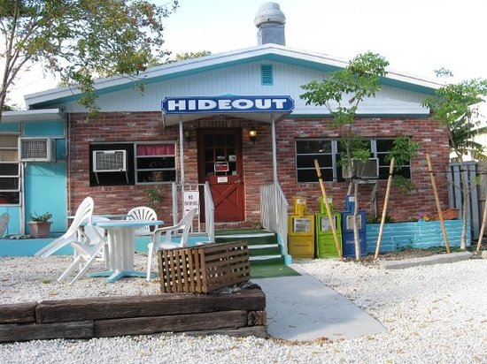 Hideout Restaurant: Our favorite place for breakfast in Key Largo