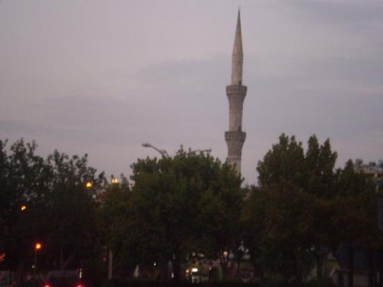Batman, Turcja: minarett